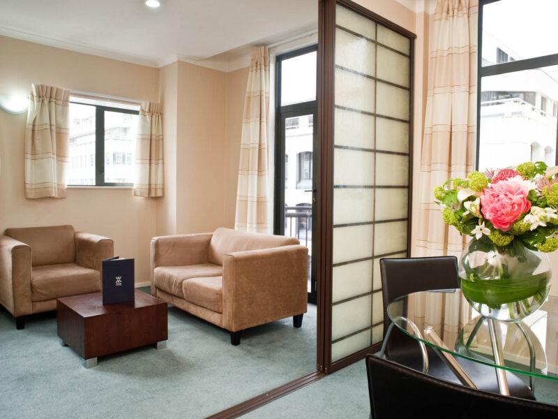 Aspect Apartments.  Photo credit: Stephen A'Court.  COPYRIGHT ©Stephen A'Court