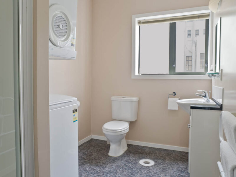 Bathroom - Aspect One Bedroom Apartment