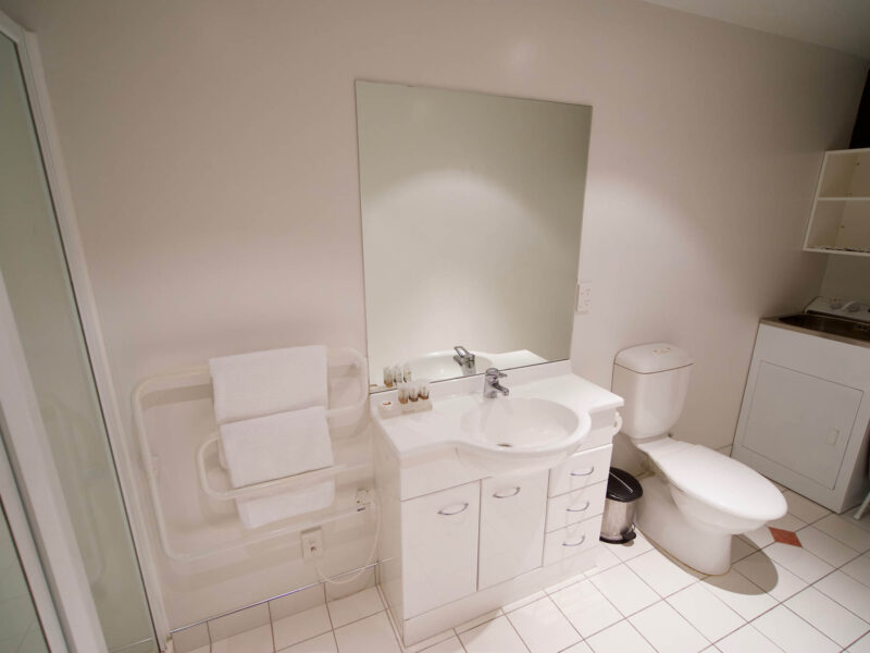 Bathroom - Willis Village Apartments