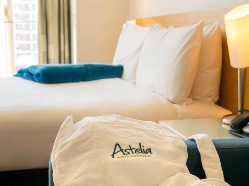 Astelia Apartment Hotel, 156 Willis Street, Wellington 6011, New Zealand.  Photo credit: Stephen A'Court.  COPYRIGHT ©Stephen A'Court