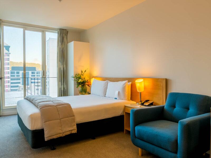 Astelia Apartment Hotel, Wellington, NZ.  Photo credit: Stephen A'Court.  COPYRIGHT ©Stephen A'Court