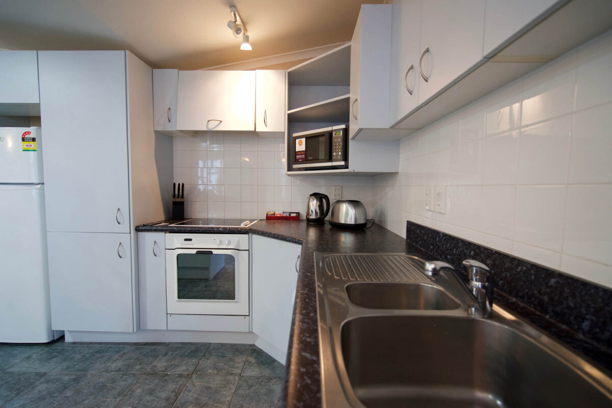 Kitchen - Aspect 3 Bedroom Apartment