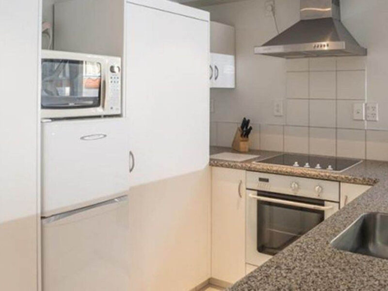 Kitchen - Willis Village 2 Bedroom Apartment